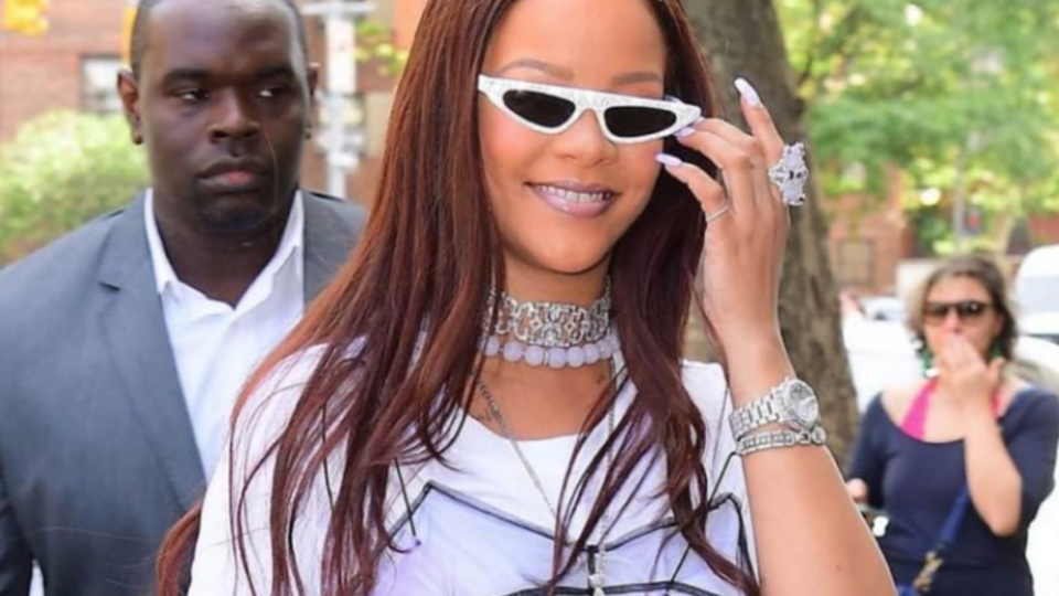 Shop Rihanna's Latest Footwear Obsession