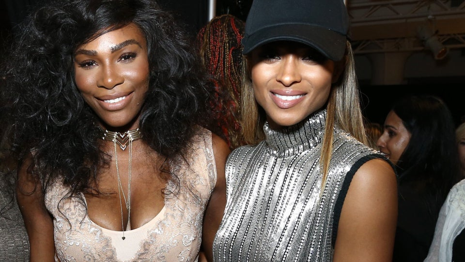 Ciara and Serena Williams Had The Cutest Pool Playdate With Their Daughters