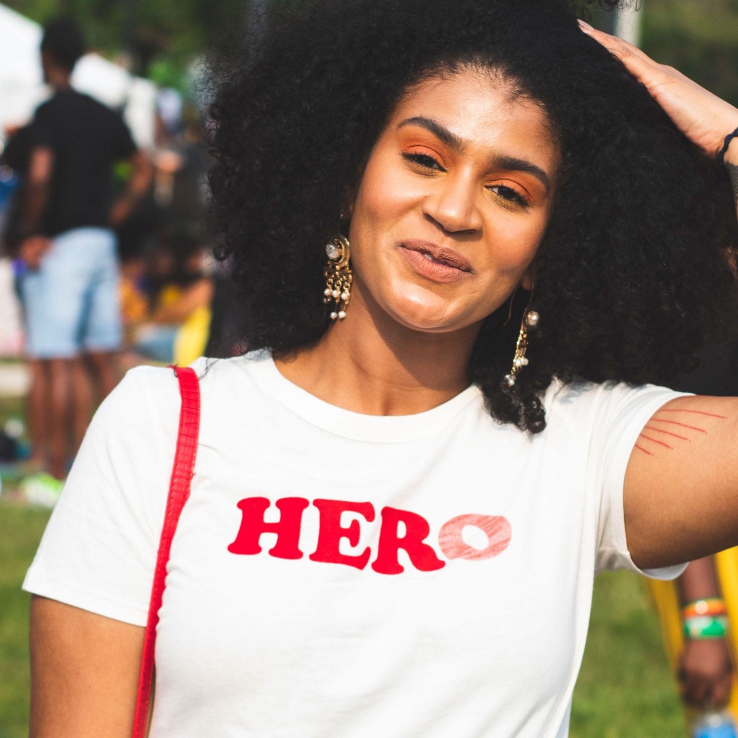 Beauty Was Center Stage At The Roots Picnic 2019