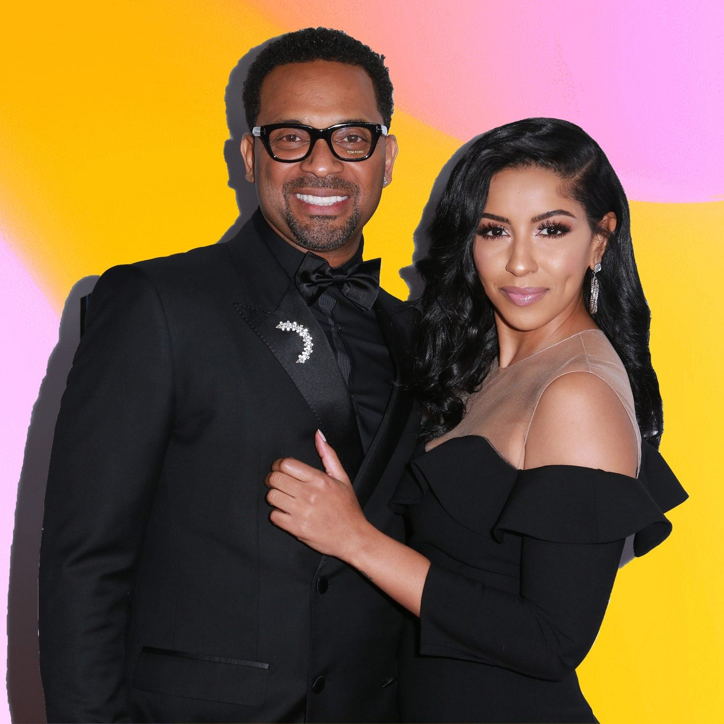 Mike Epps and Kyra Robinson's Wedding Was Peak Black Love