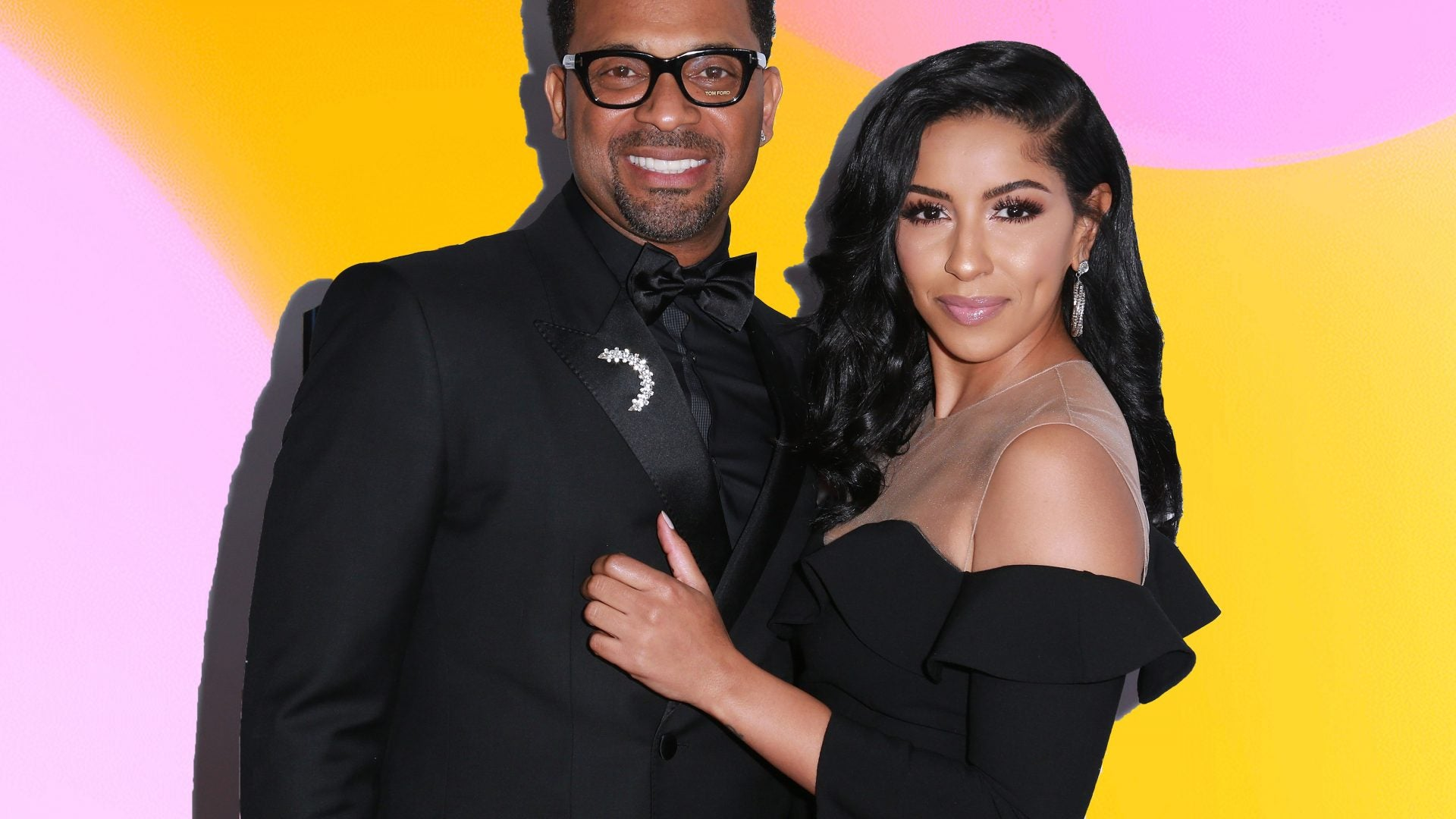 Mike Epps and Kyra Robinson Are Married!