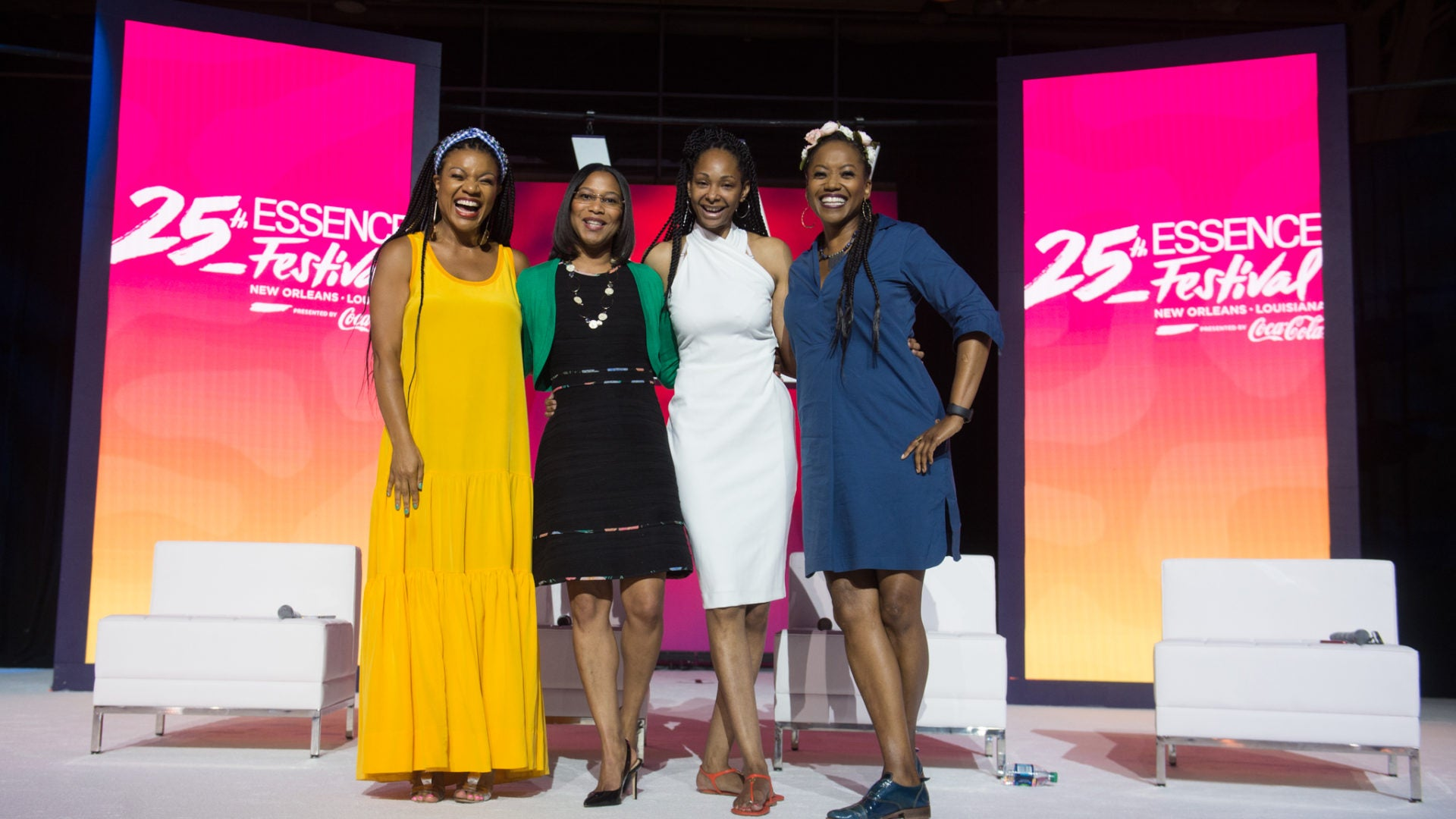 Erika Alexander, Tracey Patterson And Bari Williams Call On Black Women To Be The Future Of Tech