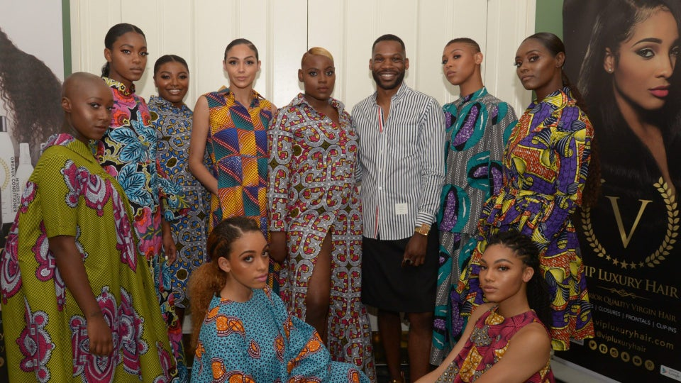 DEMESTIK Shows Latest Collection At Essence Fashion House