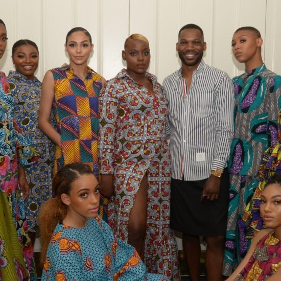 DEMESTIK Brightened Up The Runway At Essence Fashion House