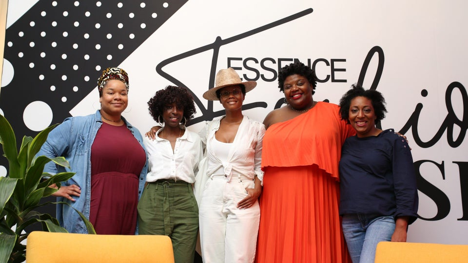 Black Female Photographers Discuss Rising In A White Industry At ESSENCE Fashion House