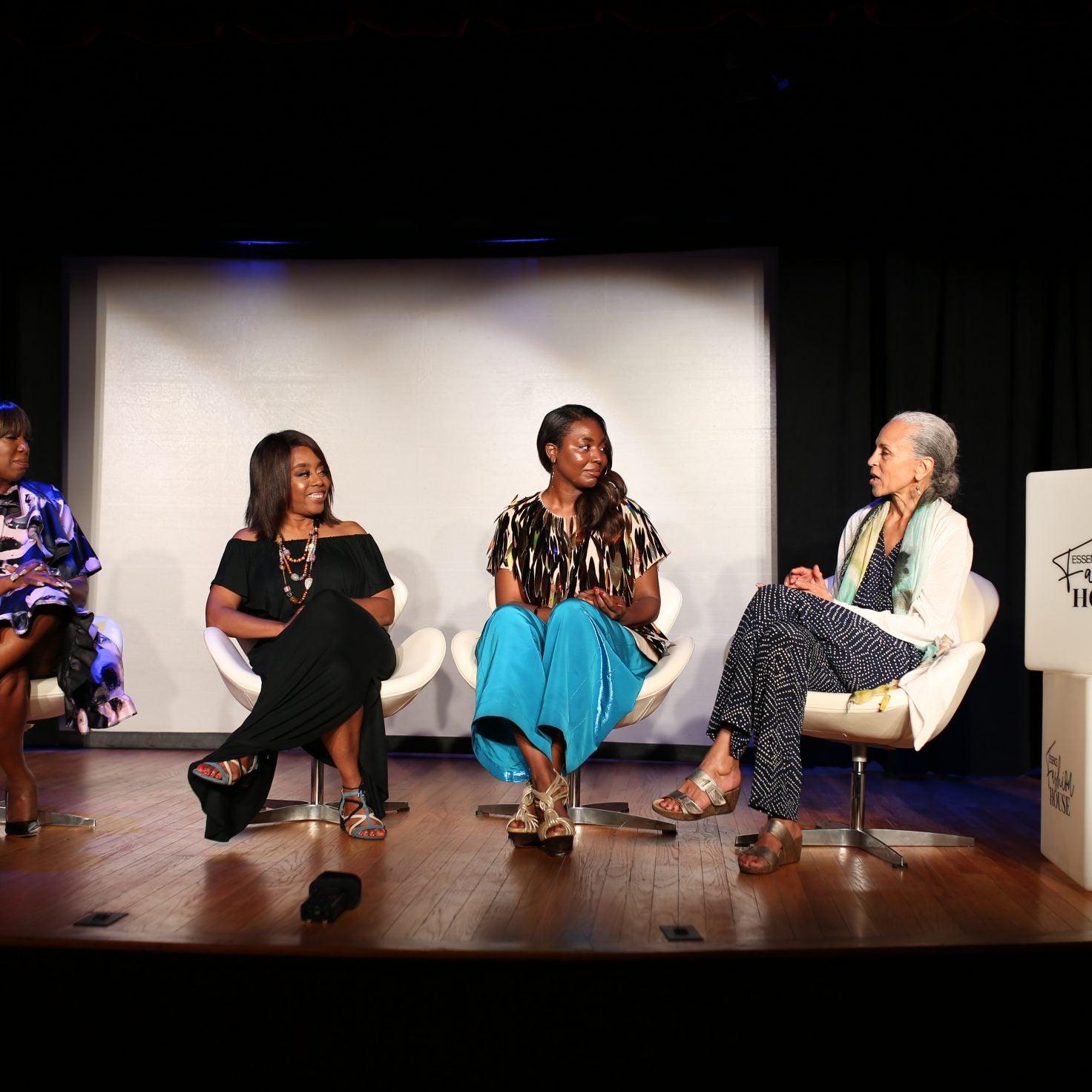Mikki Taylor, Alva Chinn And Deborah Riley Draper On How A 1973 Fund-raiser Broke Color Barriers For Black Models