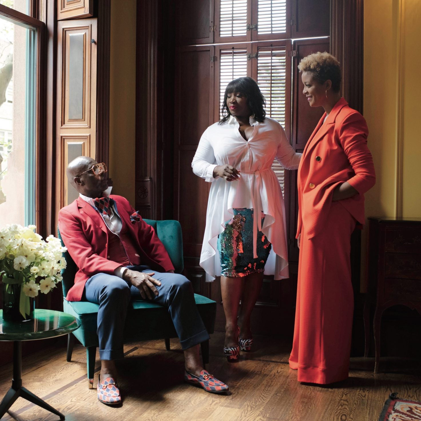 Dapper Dan, Bevy Smith and Brandice Daniel On Harlem As A Global Fashion Hub And Opening Doors For Black Designers