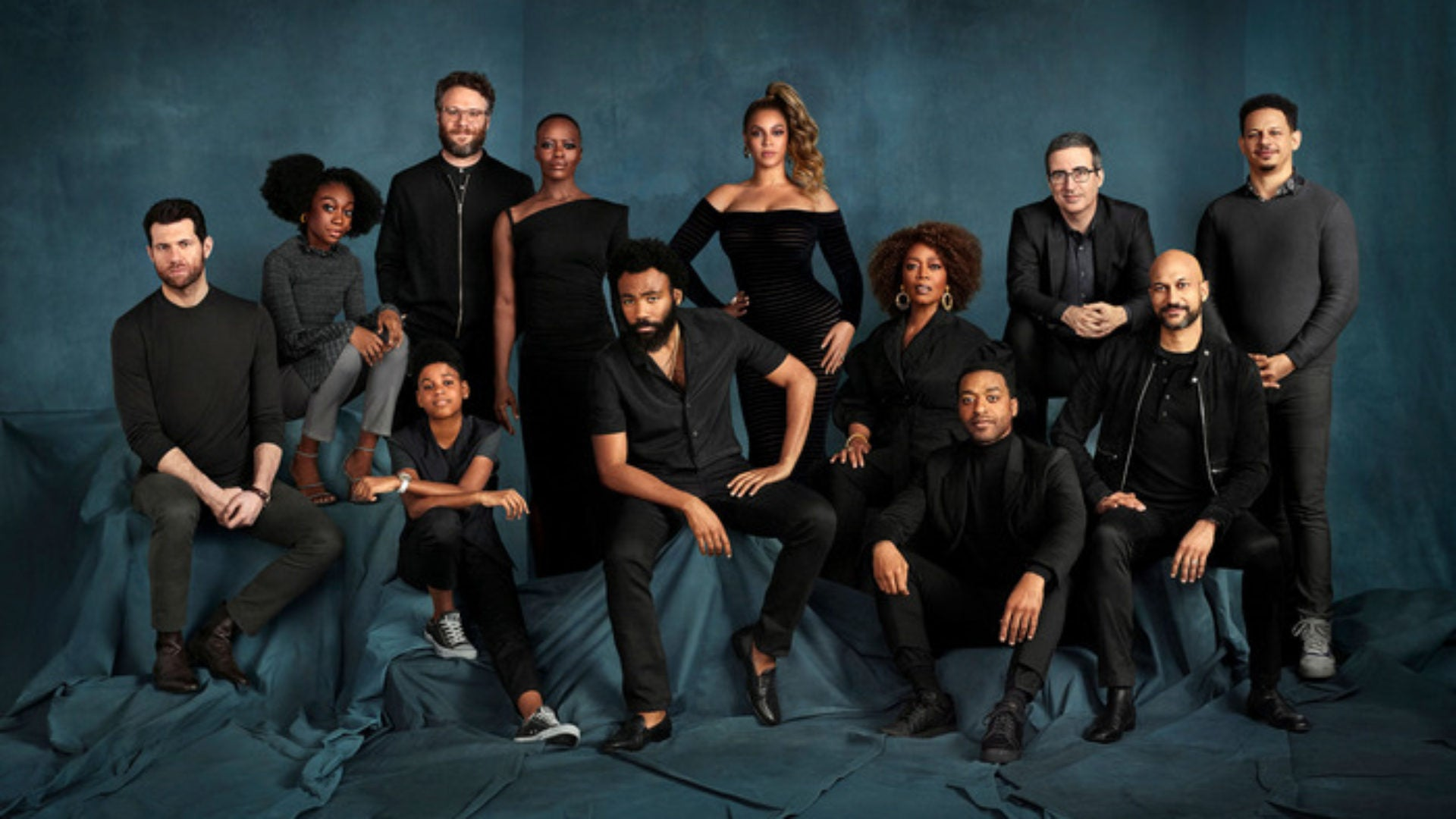 The Cast Photo Of The Upcoming 'Lion King' Is Here!