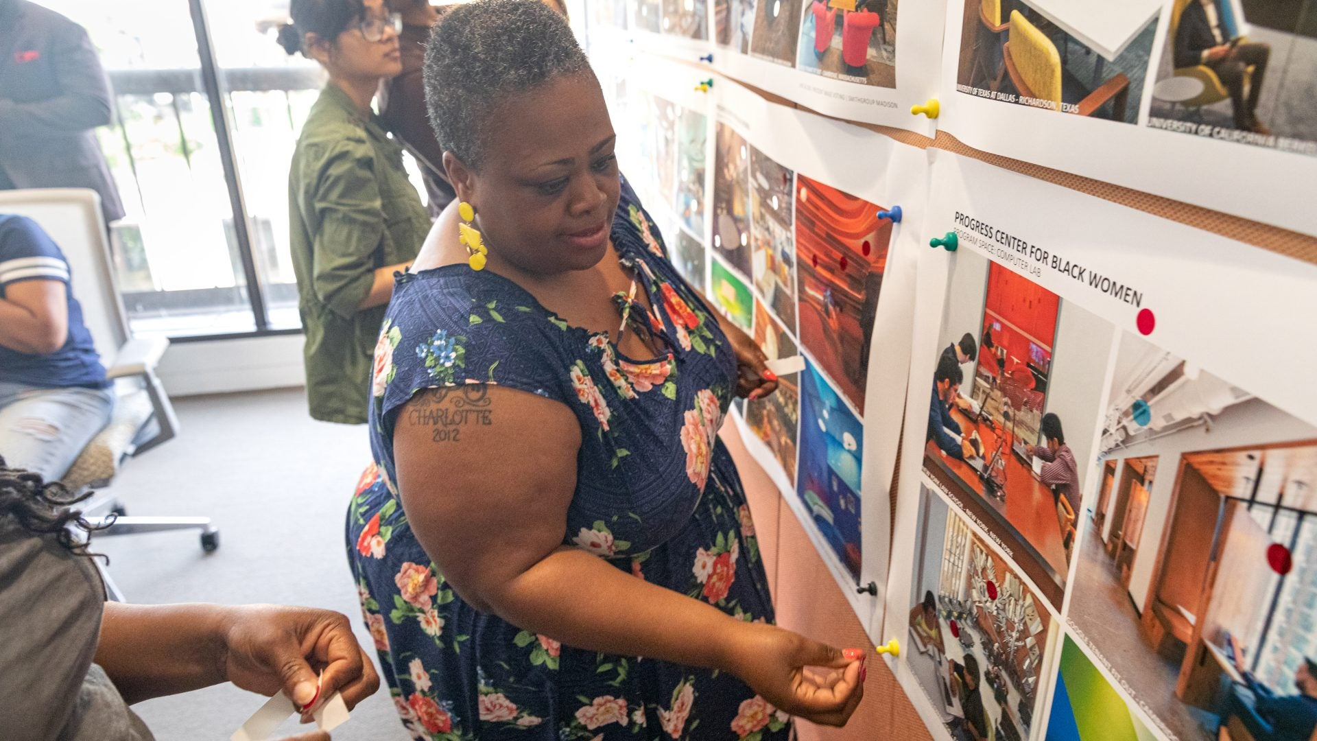 Community Designs Permanent Home For Progress Center For Black Women