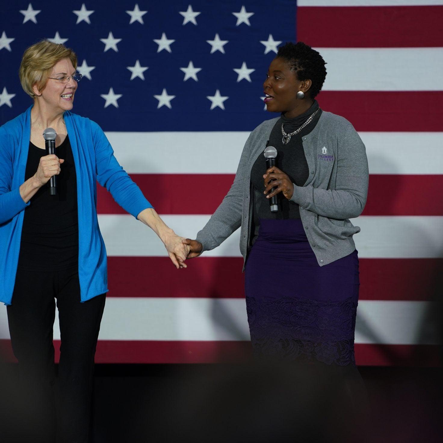 Elizabeth Warren On Valuing Black Women
