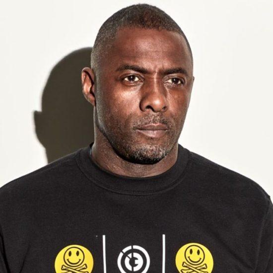 Idris Elba Launches New Fashion Line 2HR SET