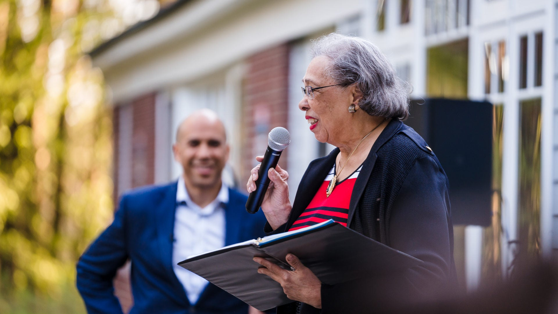 Cory Booker's Mother Reflects On The Family Legacy Of Activism And Service