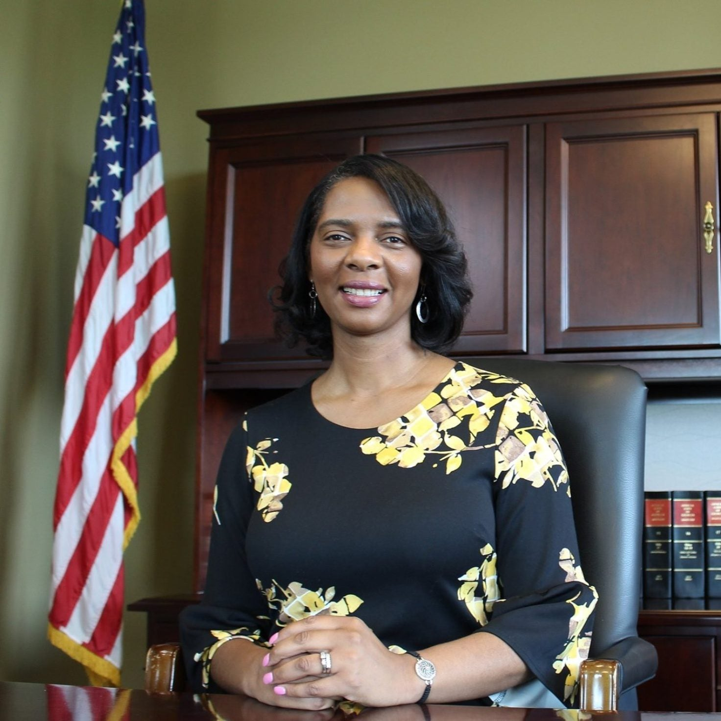Cobb County, Georgia, Swears In First Black, Female District Attorney