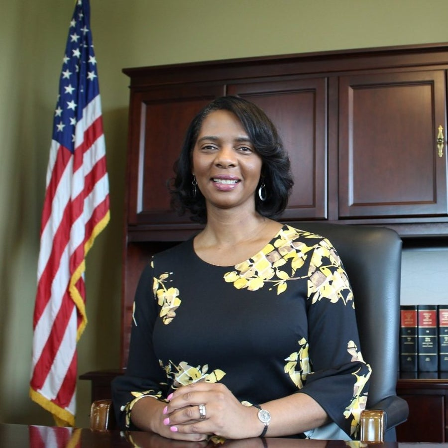 Cobb County, Georgia, Swears In First Black, Female District Attorney