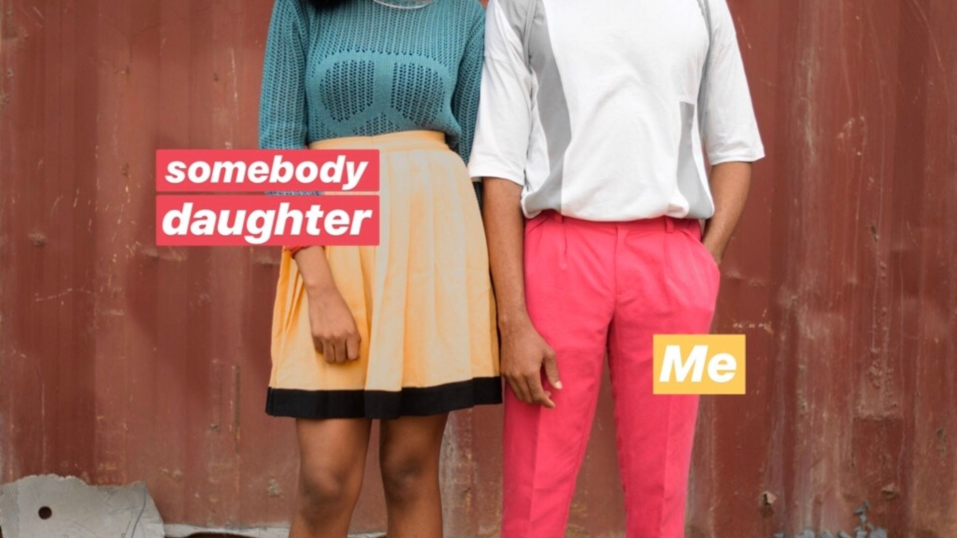 'Me & Somebody': Revolutionizing Black Love One Meme At A Time
