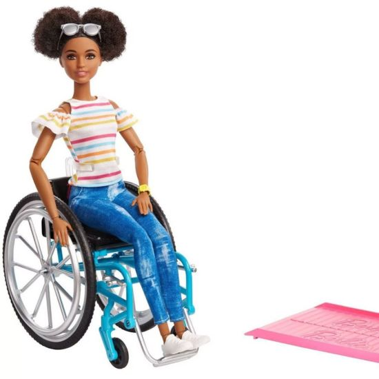 Mattel Launches Black, Disabled Barbie To Rave Reviews