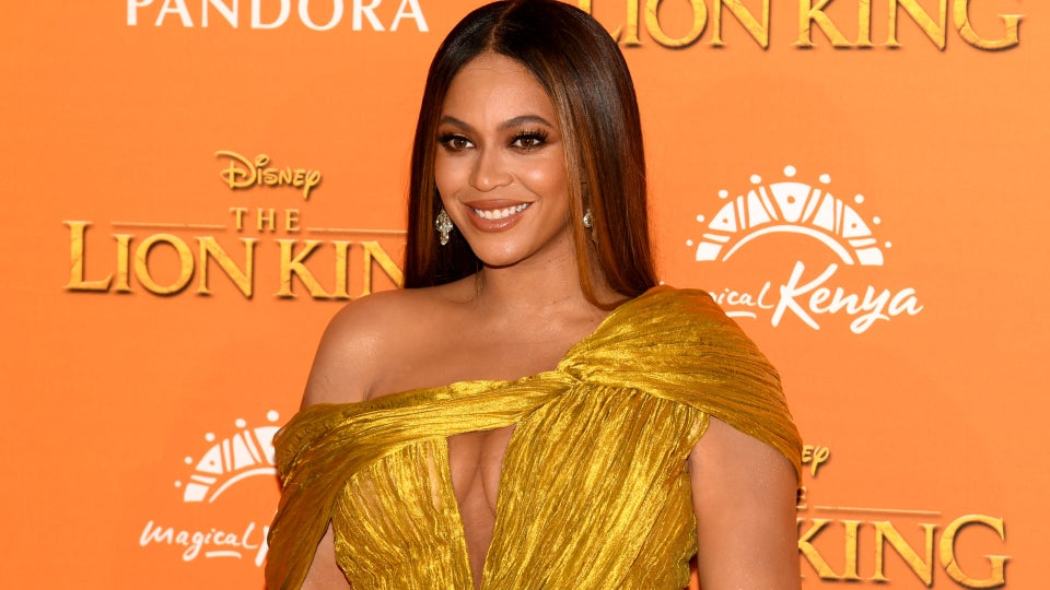 Beyoncé And The Lion King Inspire New Trend In Beauty