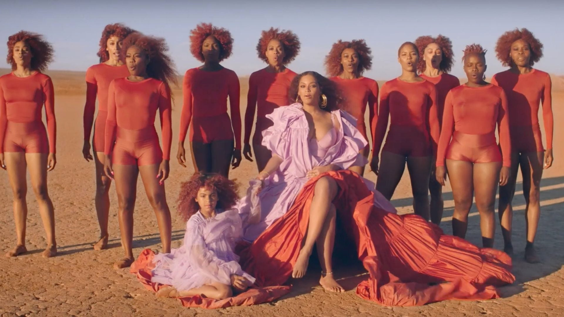 Everyone Is Loving Beyoncé's 'Brown Skin Girl' Song — And Blue Ivy's Cameo