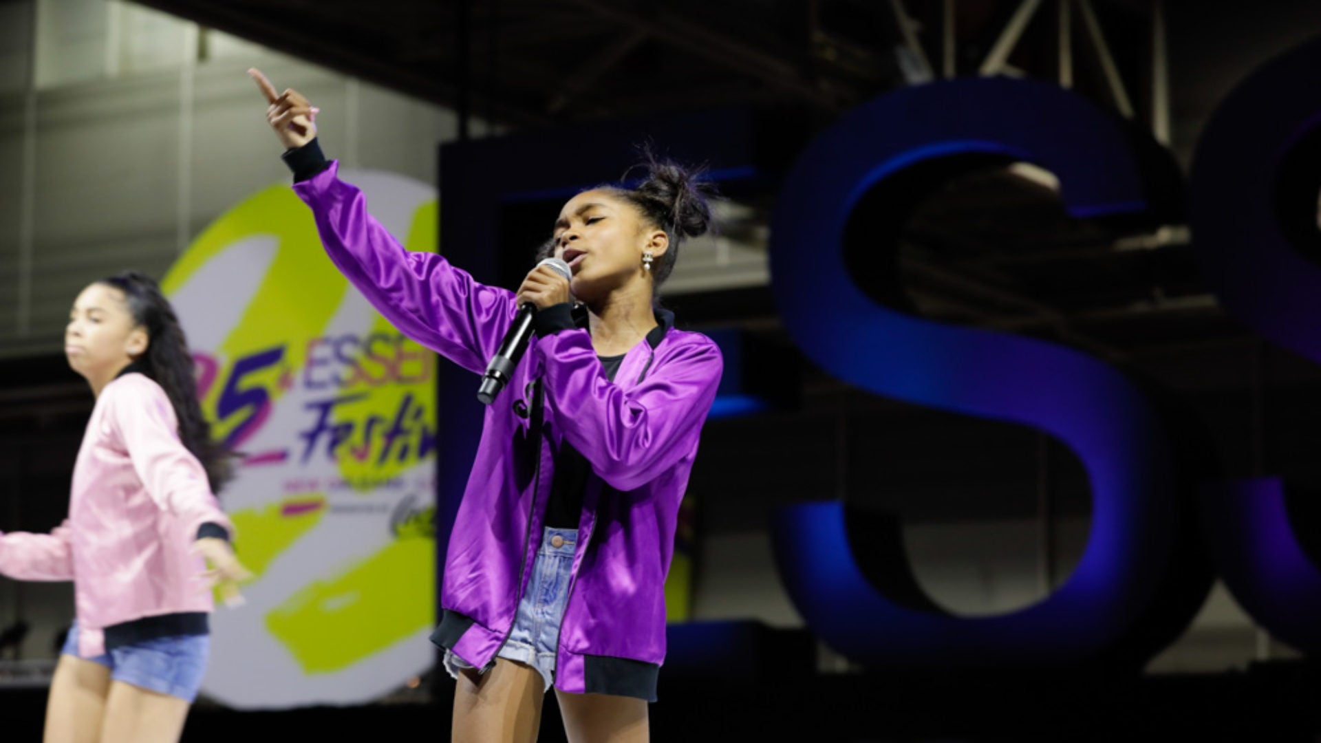 That Girl Lay Lay Performs At Essence Festival Center Stage
