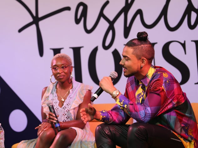 Quincy Brown and Cynthia Erivo Talk The Intersection Between Fashion And Film