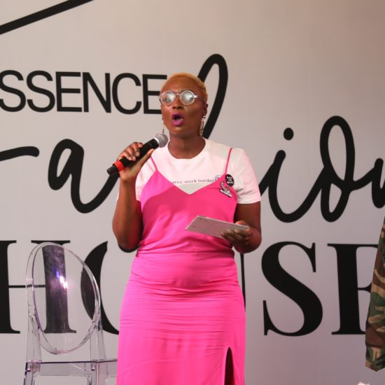 Essence Fashion House: Businesswoman And CEO Kalilah Wright Hosts Masterclass On Building A Brand