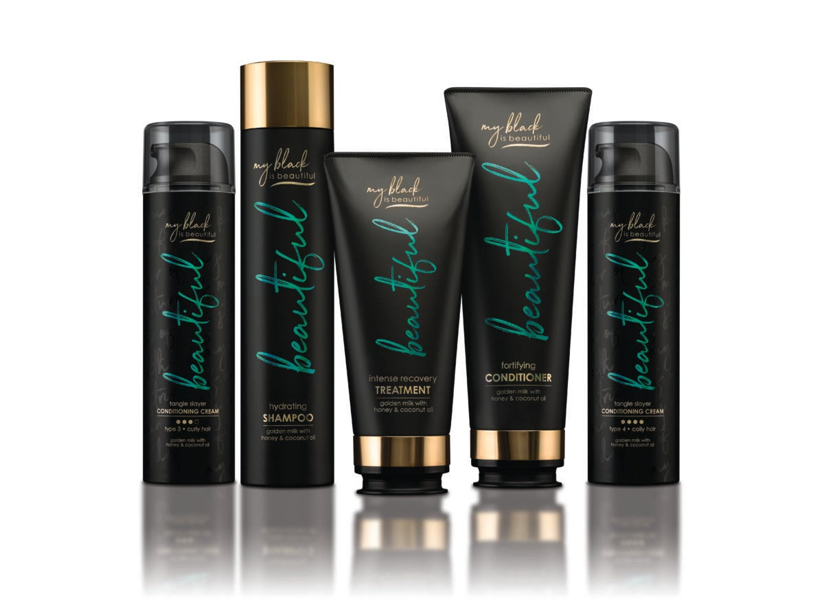 Procter Amp Gamble S My Black Is Beautiful Launches Hair