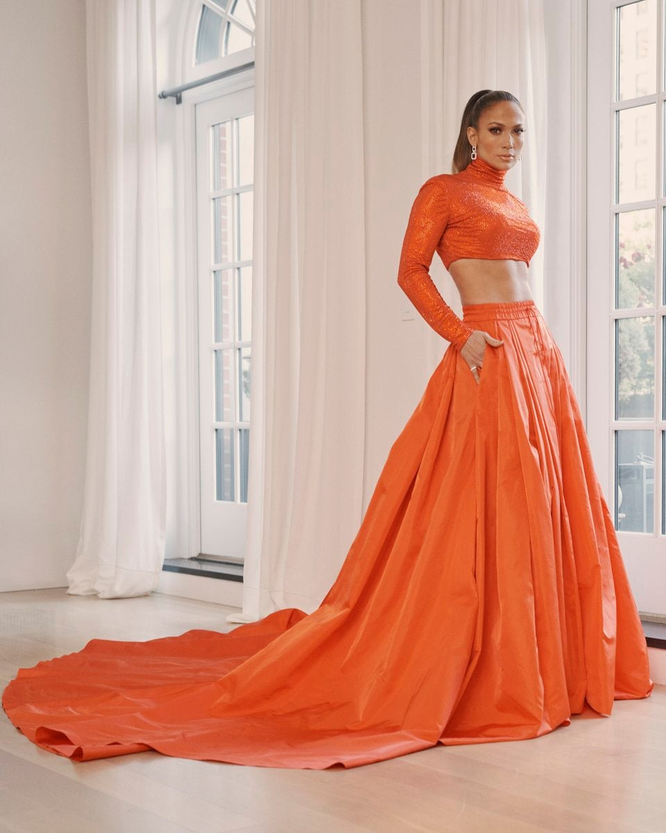 J.Lo Turned All The Way Up At Her 50th Birthday Party And These Videos Are Proof