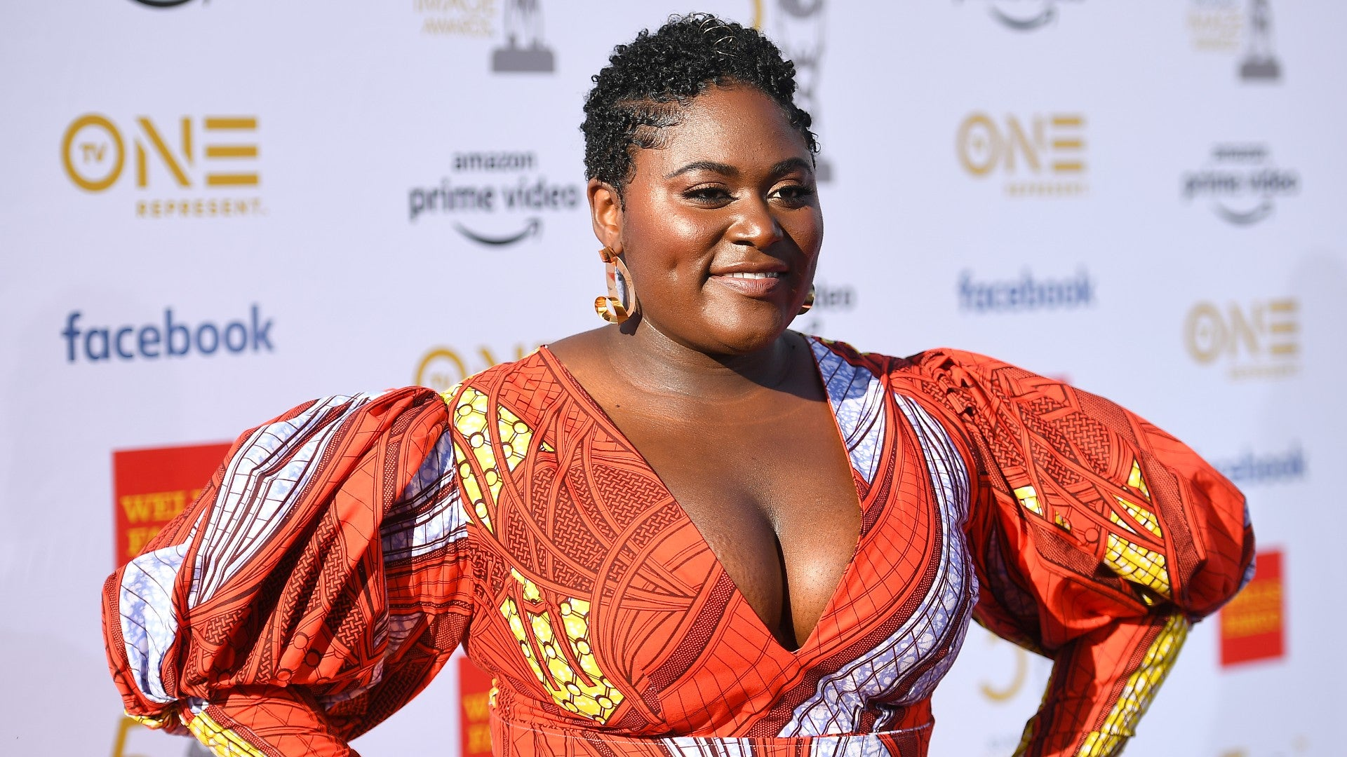 Danielle Brooks' Pre-Pregnancy Glow Comes From This Olay Product