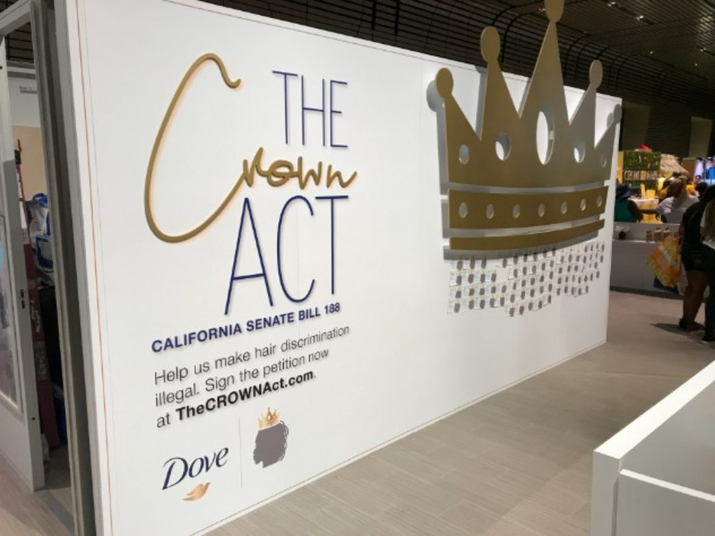 Dove And The CROWN Coalition Have A Call To Action For Essence Festival Attendees