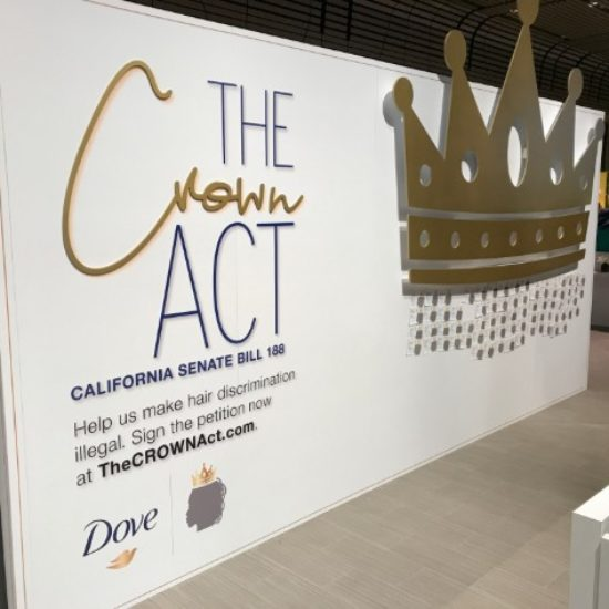 Dove And The CROWN Coalition Continue The Fight To Expand Legislation Protecting Natural Hair In The Workplace