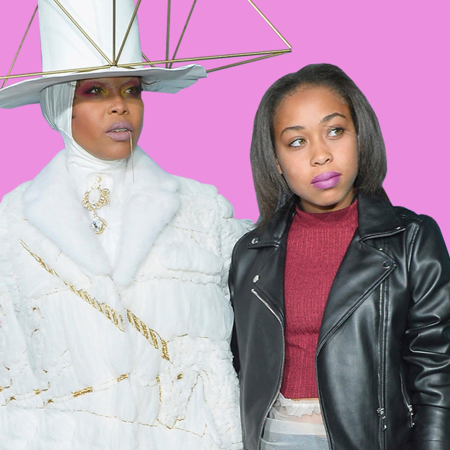Erykah Badu Remembers Birth Of Daughter, Puma, On Her 15th Birthday