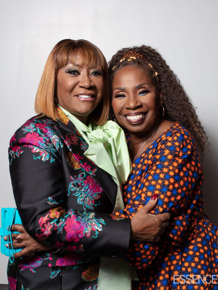 The Best Celebrity Portraits From Backstage At The Superdome During Essence Festival 2019