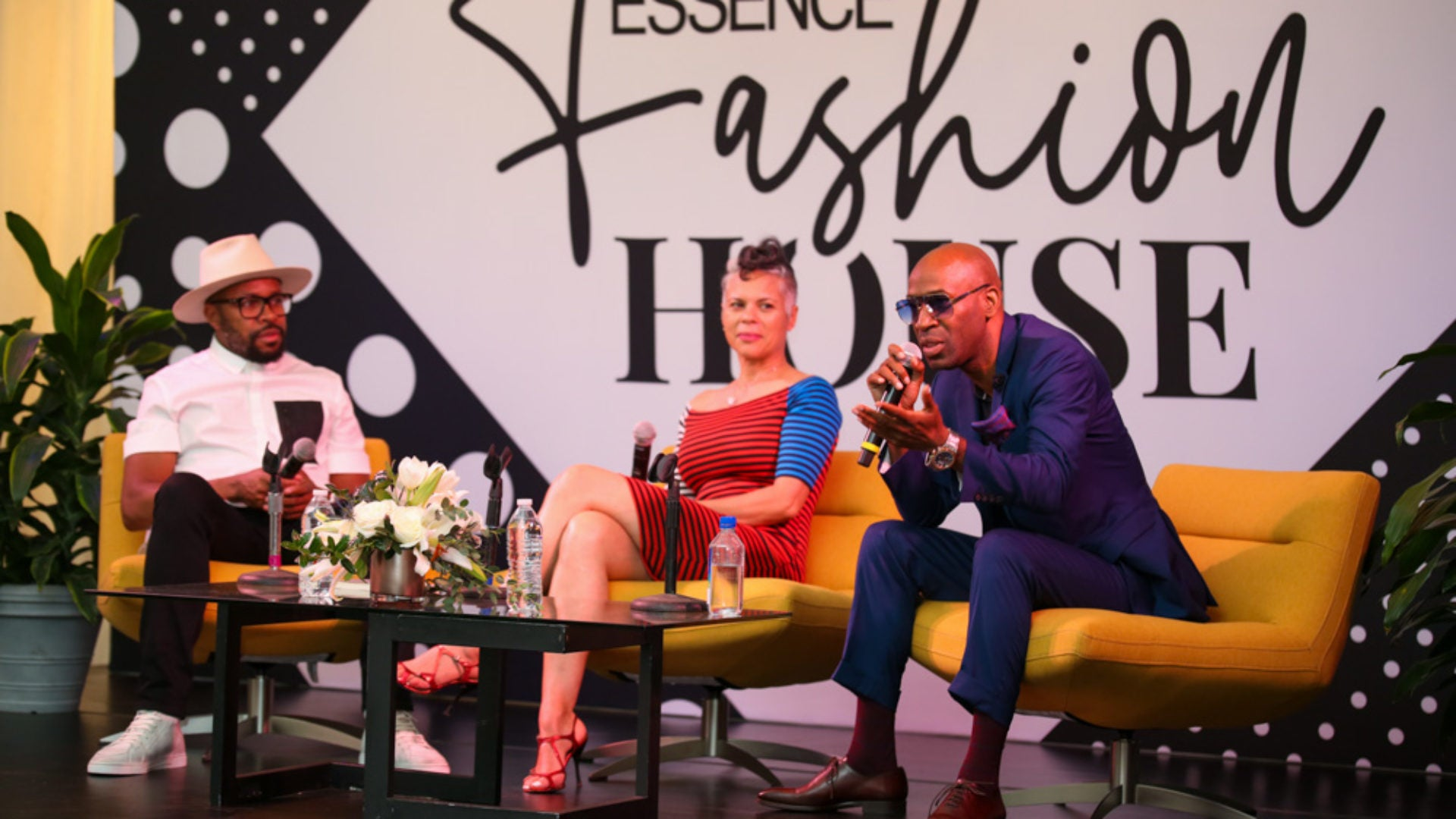 April Walker And J. Alexander Martin Discuss Shaping 90s Fashion Culture