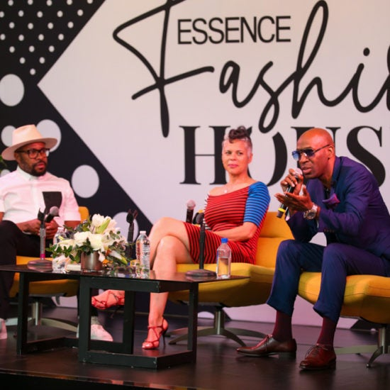 Essence Fashion House: FUBU Creator J. Alexander Martin And April Walker Discuss Shaping 90s Fashion Culture