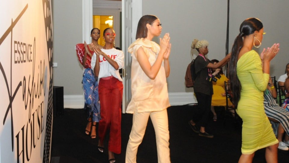Undra Celeste Shows Summer 2019 Collection At Essence Fashion House