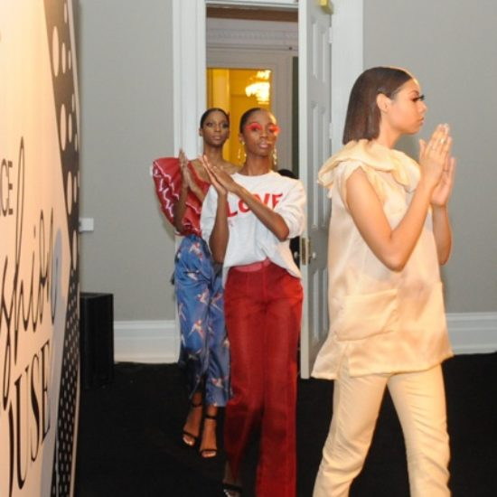 Essence Fashion House: Black Designer Undra Celeste Shows Off Summer 2019 Collection