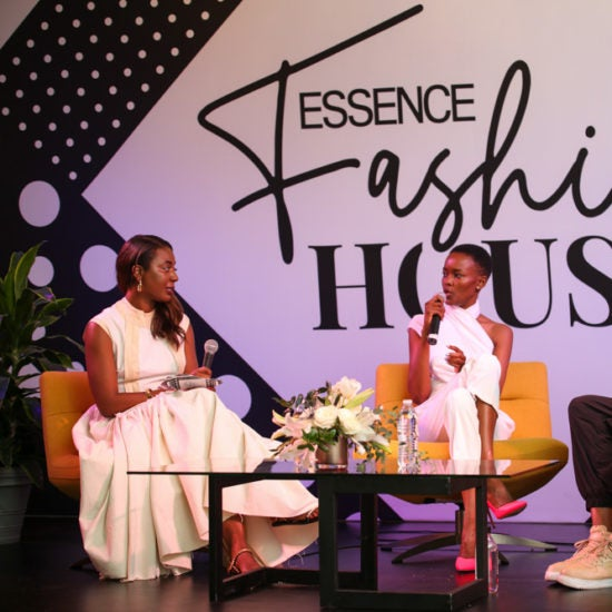 Essence Fashion House: Maxwell Osborne and Flaviana Matata Talk Fashion and Social Responsibility