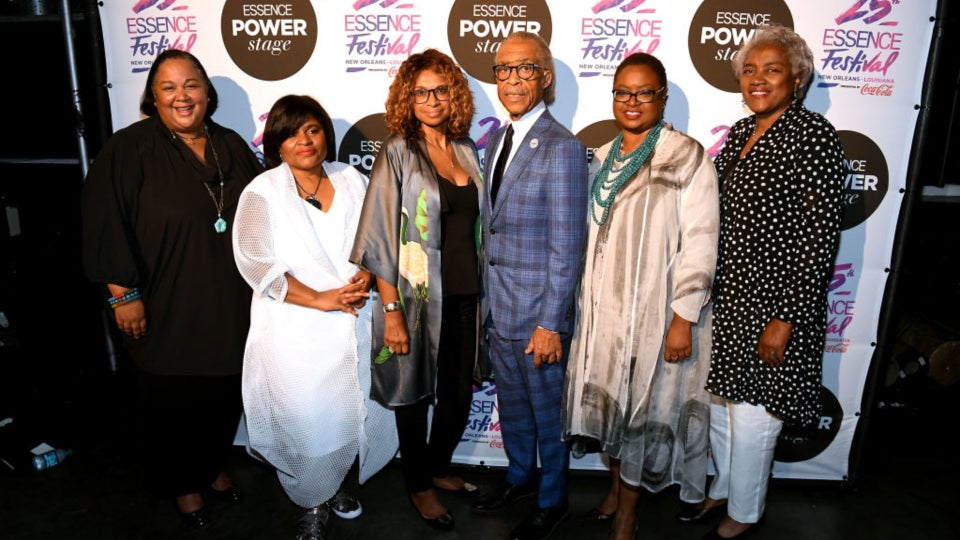 'For Colored Girls Who Have Considered Politics' Authors Drop Knowledge On 2019 Essence Festival Power Stage