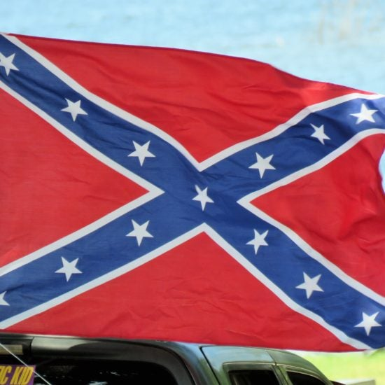 Black Family Dismisses White Contractor With Confederate Flag Flying From His Truck
