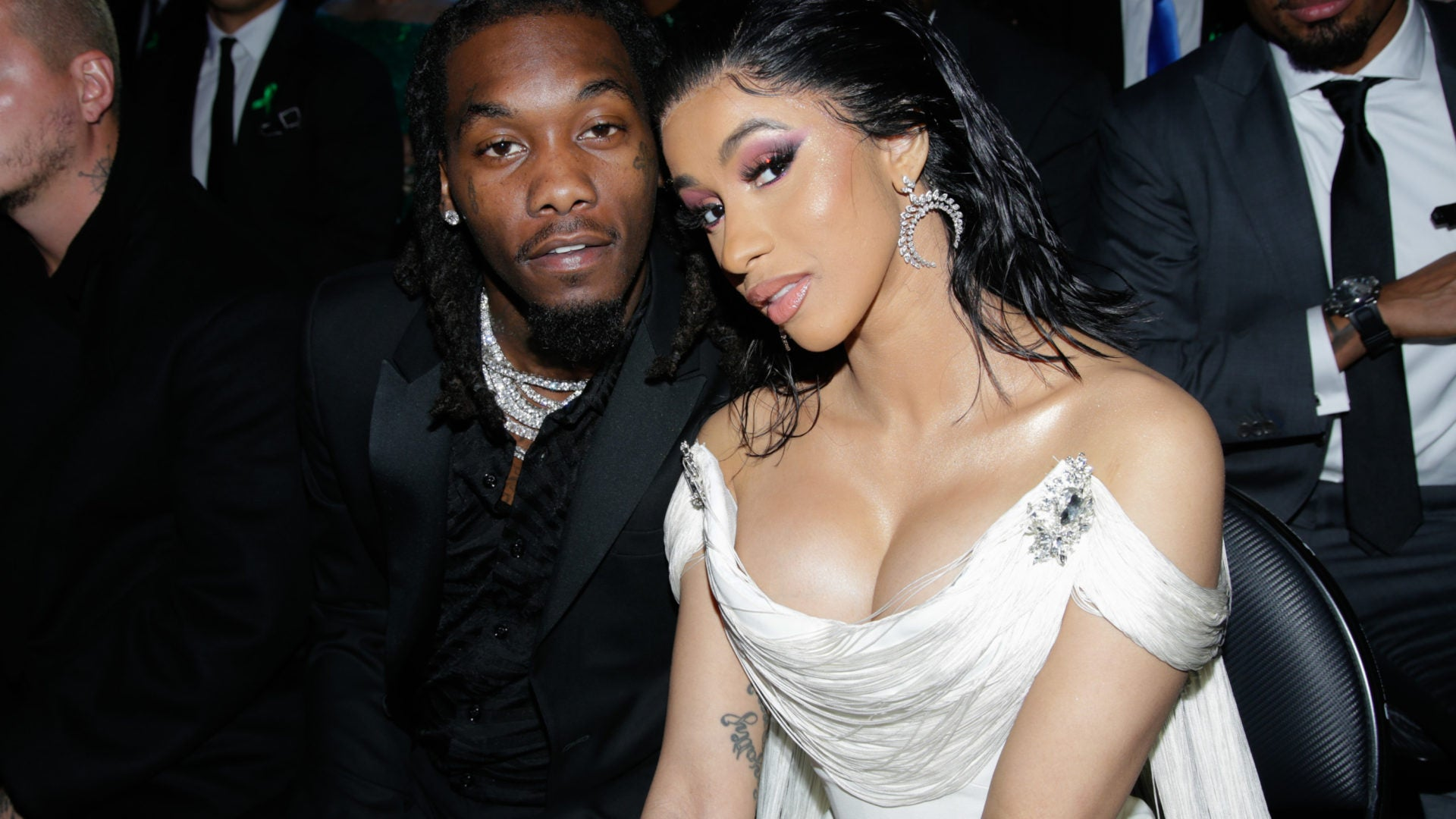Cardi B And Offset Celebrate Their Second Wedding Anniversary