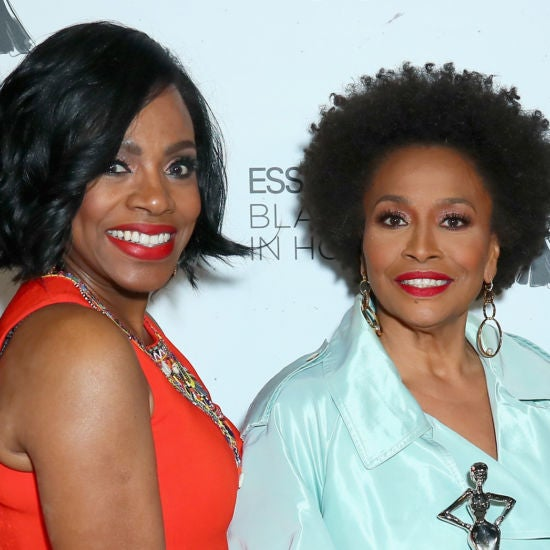 Jenifer Lewis Said The Funniest Thing To Sheryl Lee Ralph On Her Wedding Day