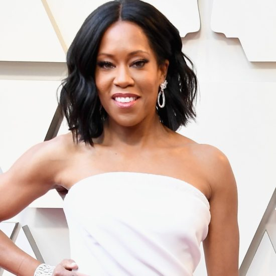 We're Loving Regina King's Box Braids Styles