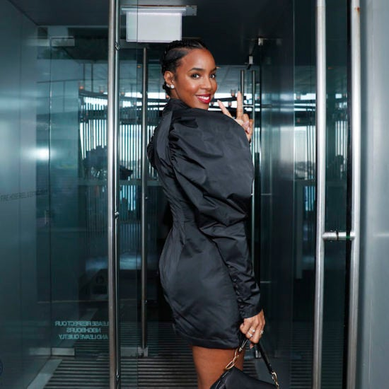 Here's How Kelly Rowland Celebrated The 20th Anniversary Of 'The Writing's On The Wall'