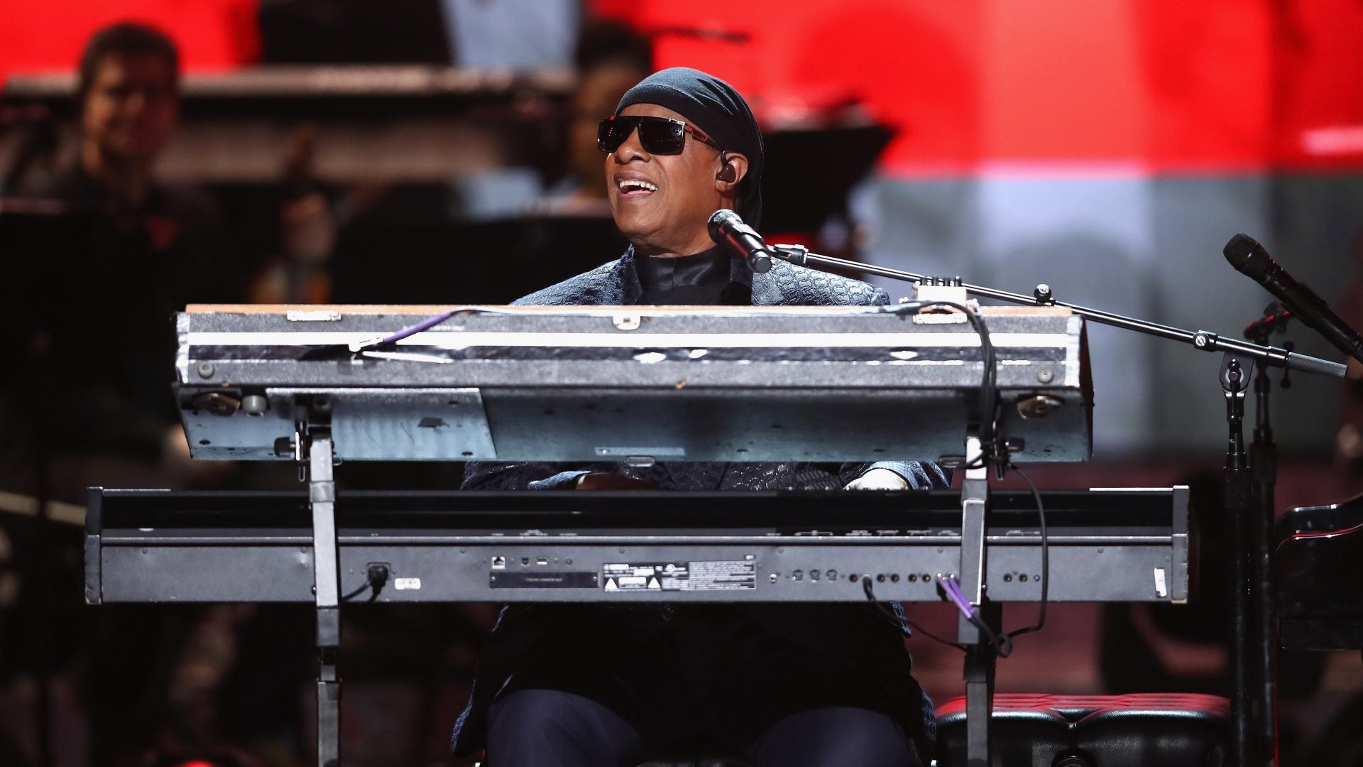 Stevie Wonder's Close Friend Reveals He Is Suffering 'Health Challenges'