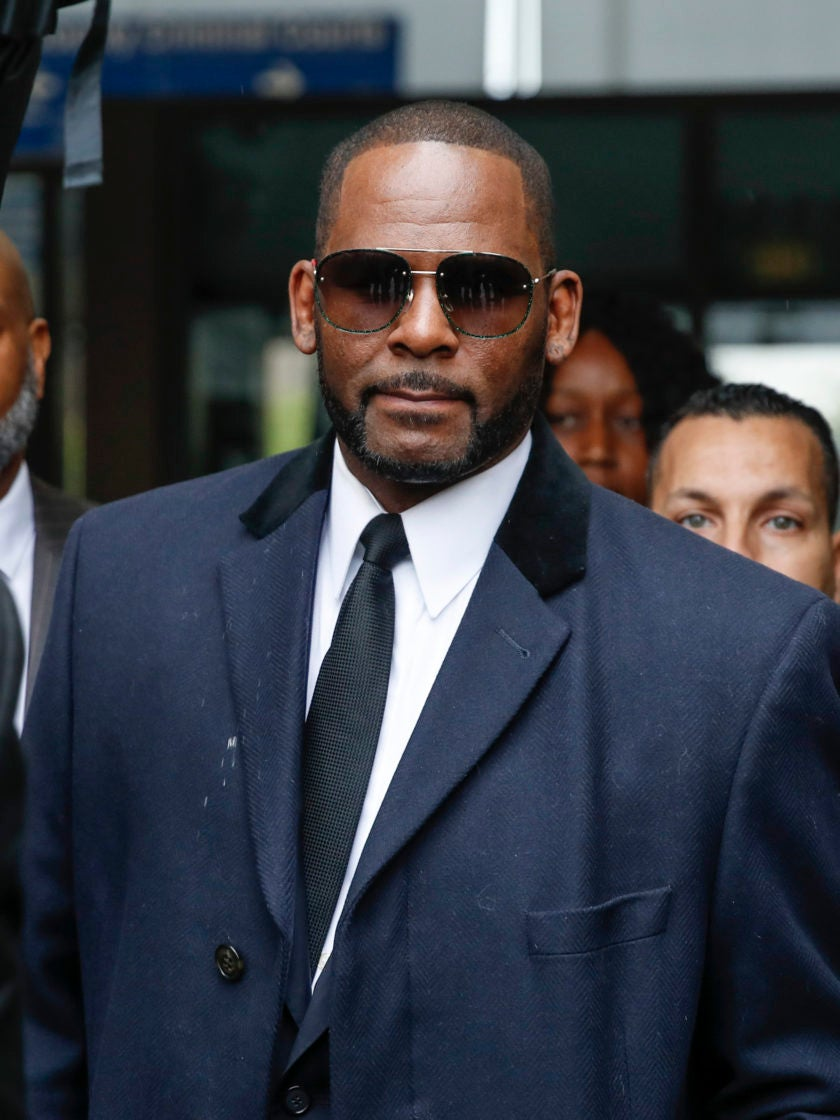 Surviving R Kelly: The Aftermath' Documentary In The Works