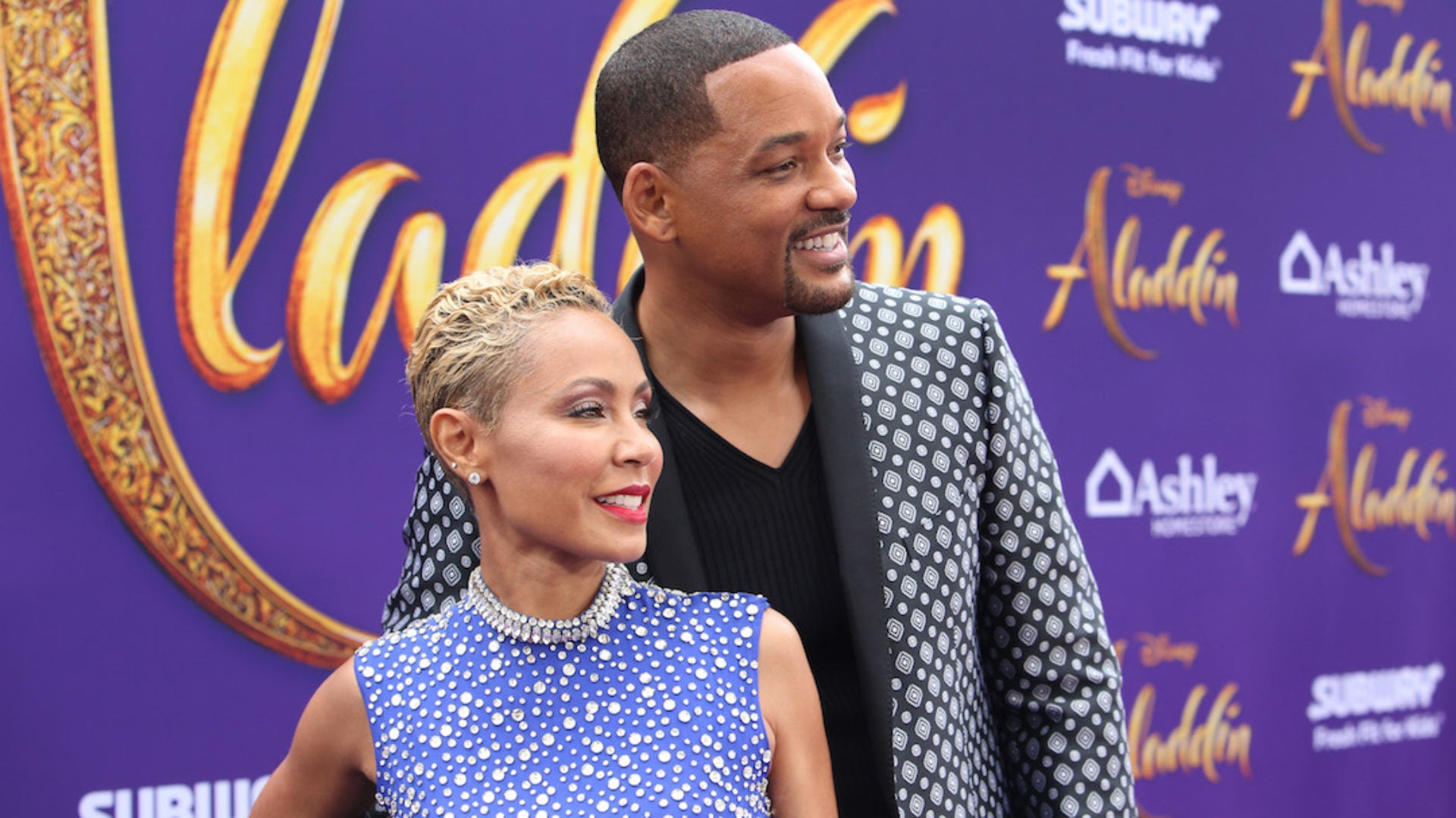 Will Smith And Jada Pinkett Smith Are Launching A Multimedia Venture