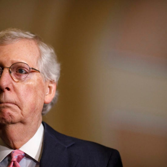 Sen. Mitch McConnell Opposes Reparations But His Great-Great-Grandfathers Owned Slaves