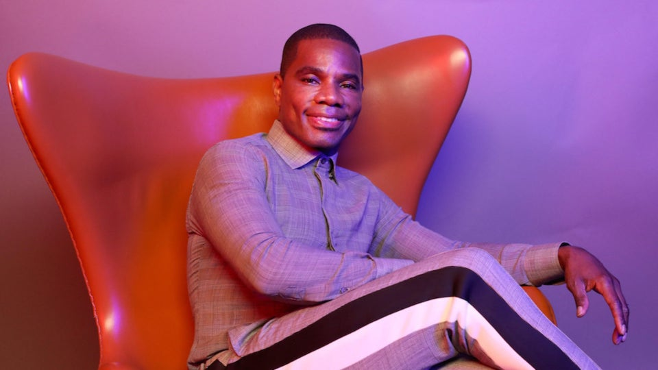 Kirk Franklin Sprays Holy Water On The Savage Challenge