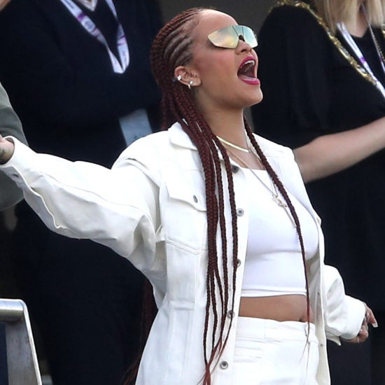 Rihanna Cheering On The West Indies At The Cricket World Cup Makes Us Wanna Watch Cricket