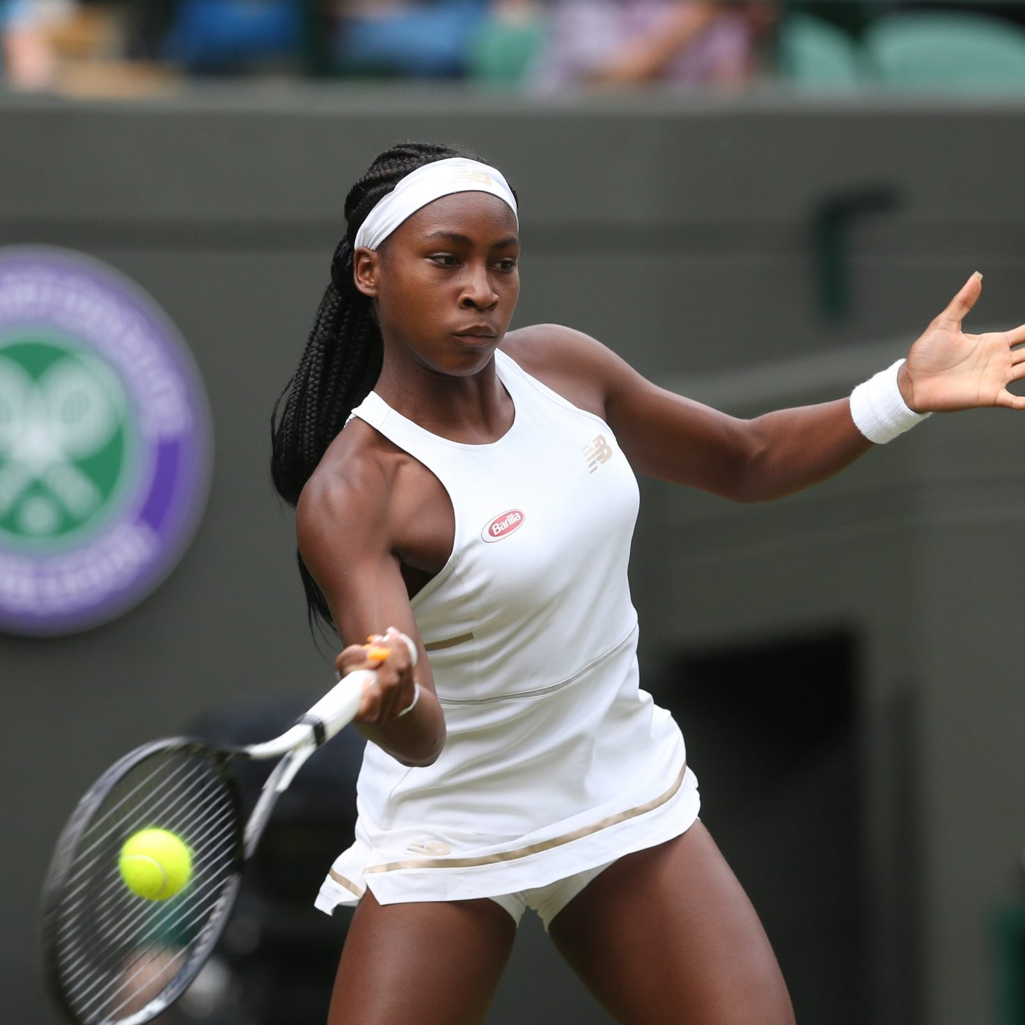 Cori Gauff, The Youngest Player To Qualify For Wimbledon, Defeats Venus Williams